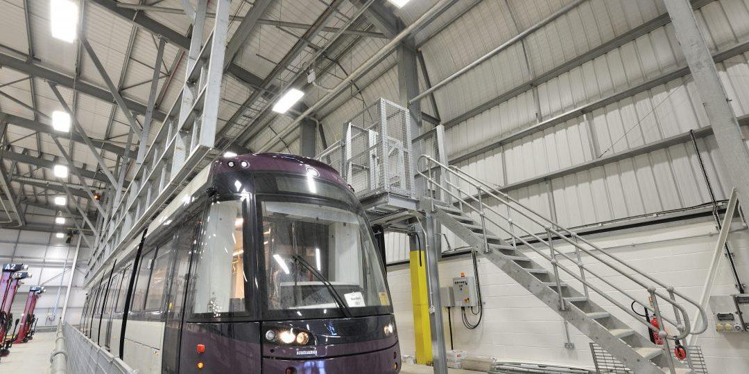 Starr Gate Tram Depot