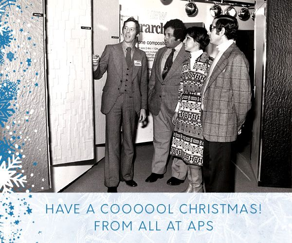 Merry Christmas from APS